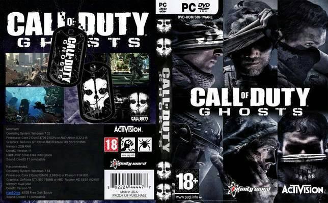 Jual Pc Game Call Of Duty Ghost Kota Bandung Bandung Lautan Fashion Tokopedia