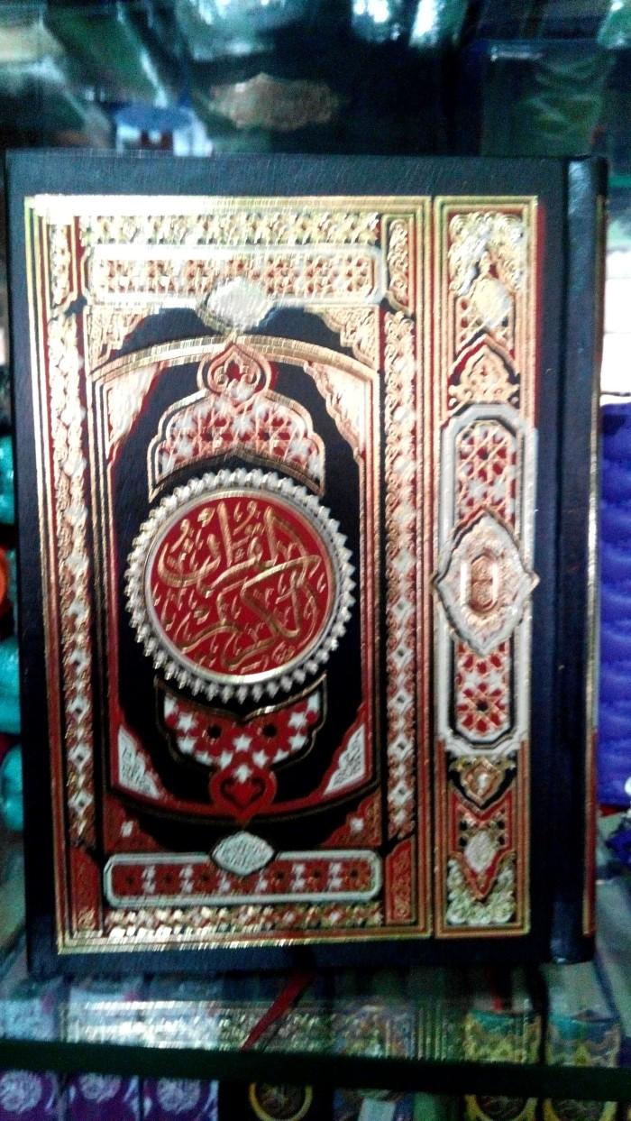 harga Mushaf al quran utsmani 14 x 20 cm hc Tokopedia.com