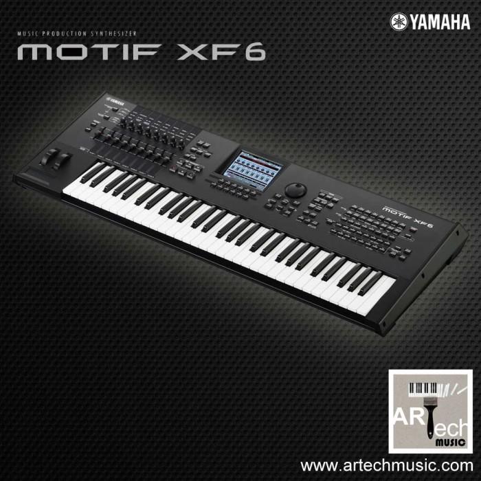 Yamaha Motif Xf 6 - Foto Yamaha Best Contest