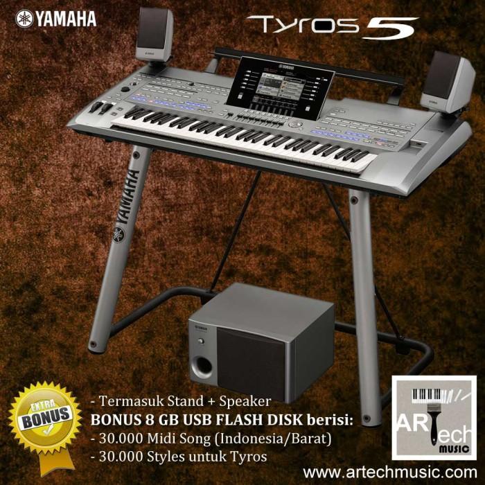 Tyros5 / Tyros 5 Keyboard Yamaha
