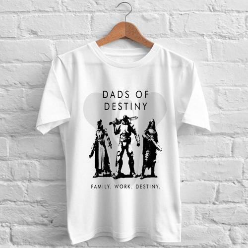 a57bddd49 Jual kaos Oneck Dads of Destiny Clan game tshirt distro custom - DKI ...