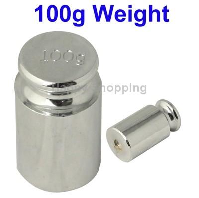 harga 100 gram calibration weight - pemberat utk kalibrasi timbangan emas Tokopedia.com
