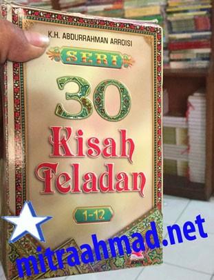 harga 30 kisah teladan lengkap set 12 jilid Tokopedia.com