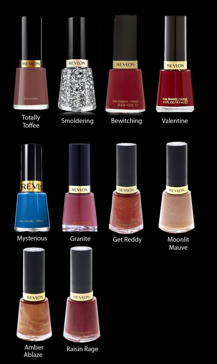 Jual REVLON NAIL ENAMEL - Hanstell Cosmetic | Tokopedia