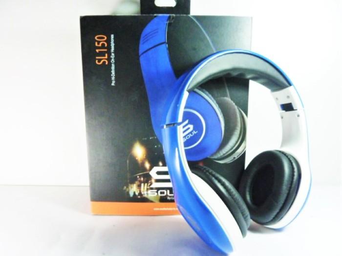 Headphone SOUL SL-150 biru
