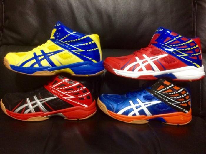 Jual Sepatu Voli Professional Turbolite MD - Pradana Sport  0fadd4dd69