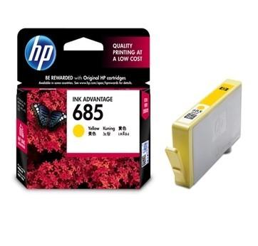 harga Hp tinta printer 685 yellow Tokopedia.com