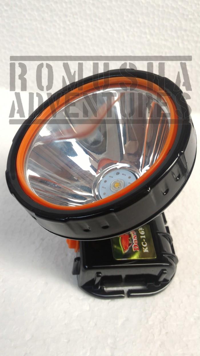 Dony Kl 158 Headlamp Senter Kepala Led Putih Fokus Belor Daftar 169 Hitam Manis Anti Gores Kc Kuning