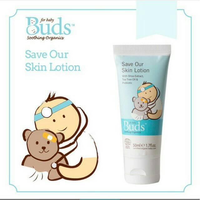 harga Buds save our skin lotion Tokopedia.com