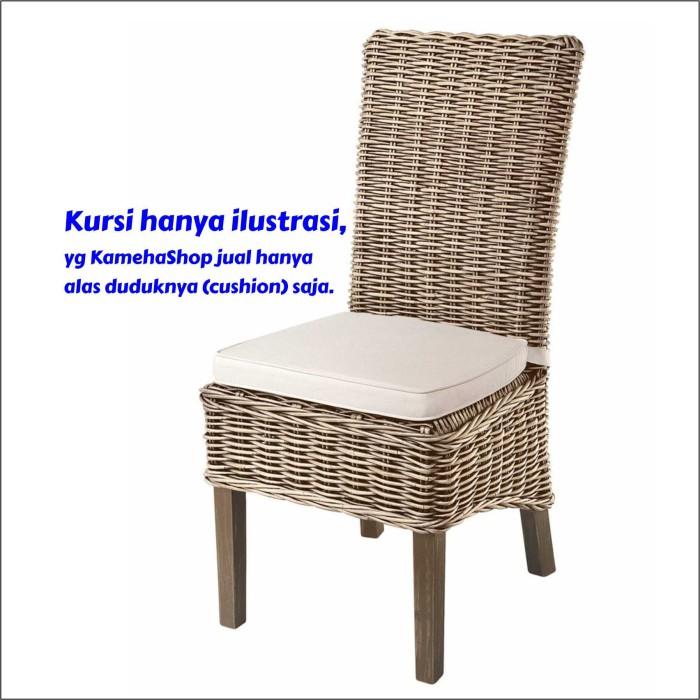 Foto Produk Dining Chair Cushion (Export Quality) - Alas Duduk Bantal Kursi Makan dari KamehaShop.com