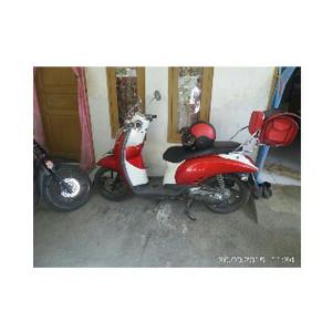 harga Sandaran jok penumpang motor scopy, jok belakang tambahan motor scopy Tokopedia.com