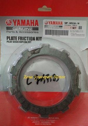 harga Kampas kopling set yamaha 5bp byson (5pcs) Tokopedia.com