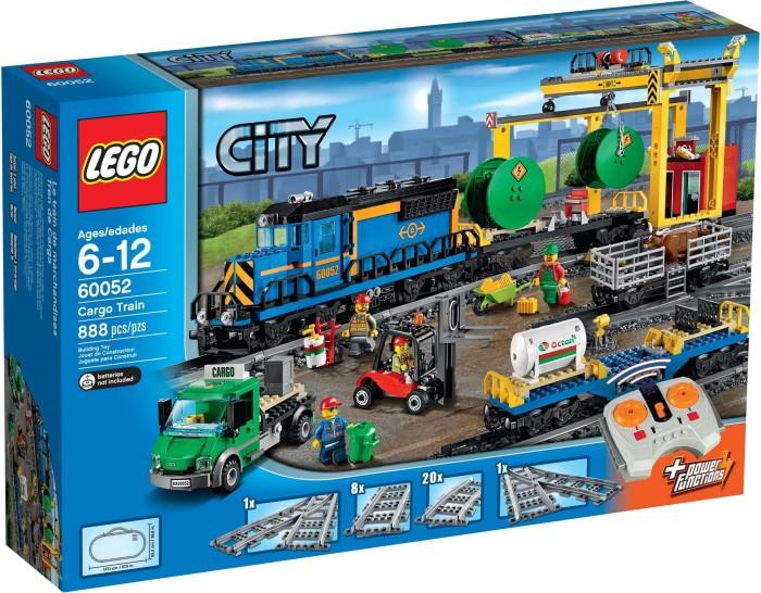 harga Lego 60052 - City - Cargo Train Tokopedia.com