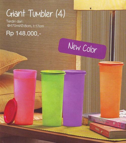 tupperware-giant-tumbler-set-4 pcs