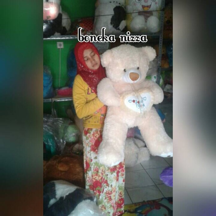 harga Boneka teddy bear jumbo Tokopedia.com