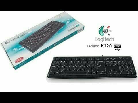 harga Logitech k120 keyboard usb Tokopedia.com