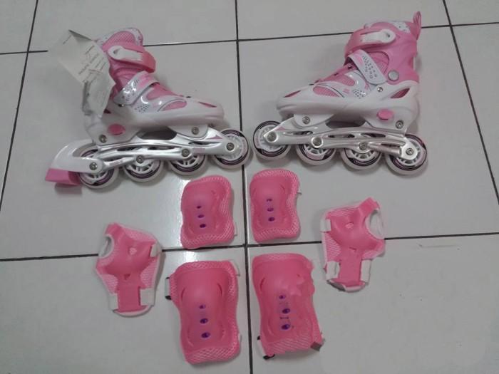 harga Sepatu roda + dekker inline skate superb size s m l harga grosir manta Tokopedia.com