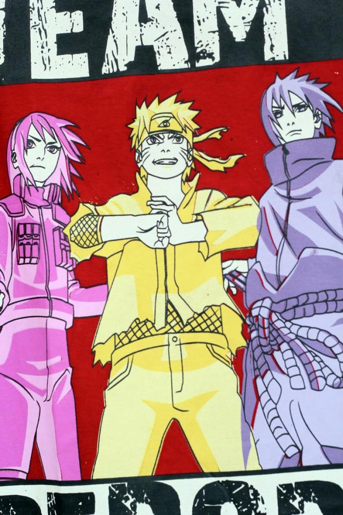 Jual Kaos Anime Team 7 Reborn Naruto - Kab  Sleman - Teradiksi | Tokopedia