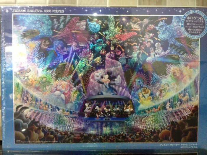 harga Disney jigsaw puzzle 1000 pcs - water dream concert Tokopedia.com