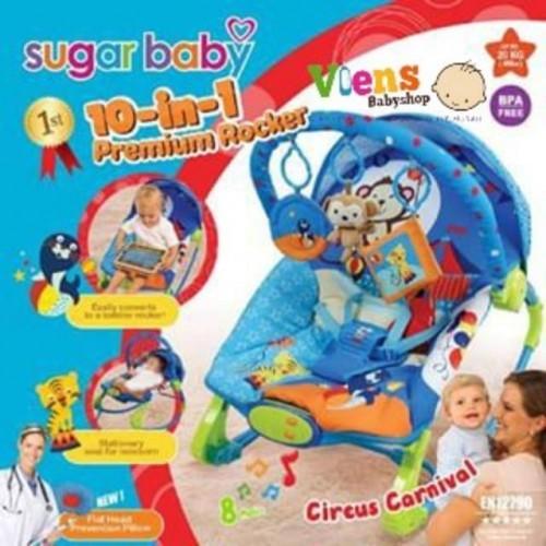 harga Bouncer sugar baby 10in1 Tokopedia.com