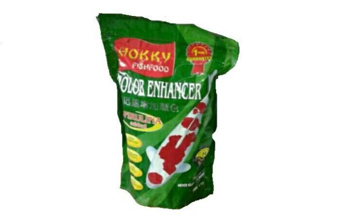 harga Makanan ikan koi hokky Tokopedia.com