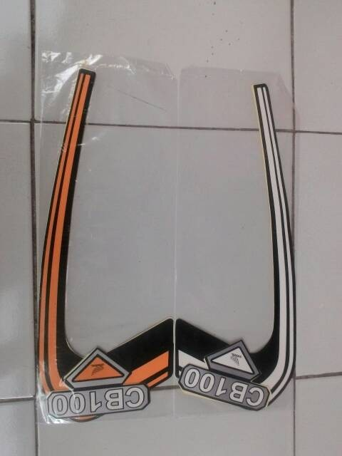 harga Stiker/striping motor cb100 76 Tokopedia.com