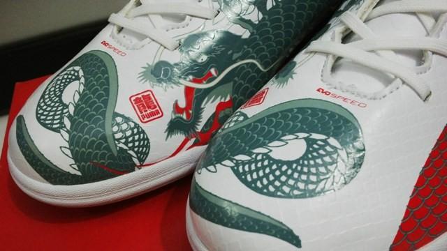 2add2265e54a Jual Puma Evospeed Dragon White - IC  Sepatu Futsal   G.O Replika ...