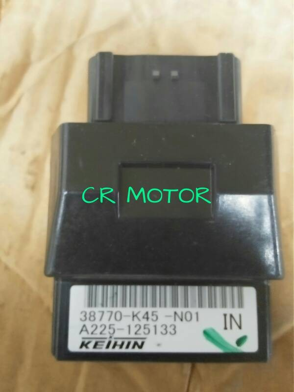 harga Ecu/cdi cb150r barang baru lelangan pabrik 100% original Tokopedia.com