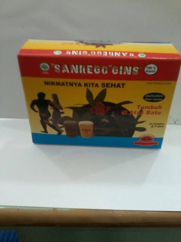 harga Sanrego,gins 5 s Tokopedia.com