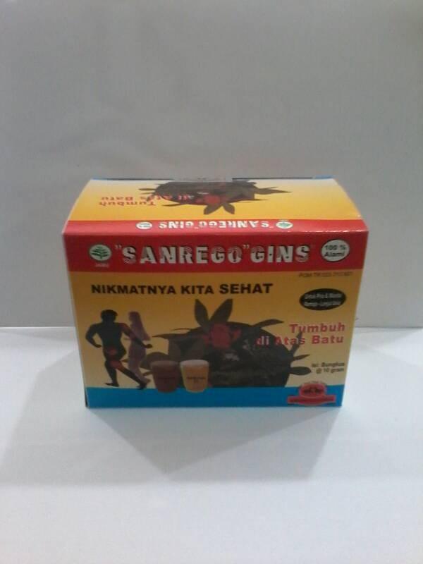 harga Sanrego gins 10 s Tokopedia.com