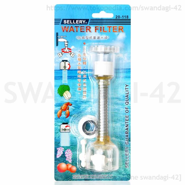 harga Filter keran air (20-118) sellery Tokopedia.com