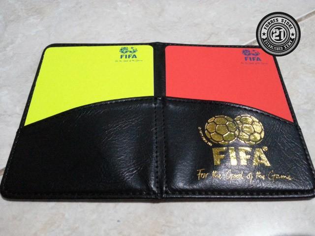 harga Kartu wasit fifa futsal sepak bola murah meriah Tokopedia.com