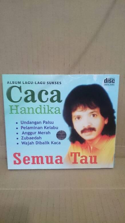 harga Cd original caca handika - album lagu sukses  semua tau Tokopedia.com