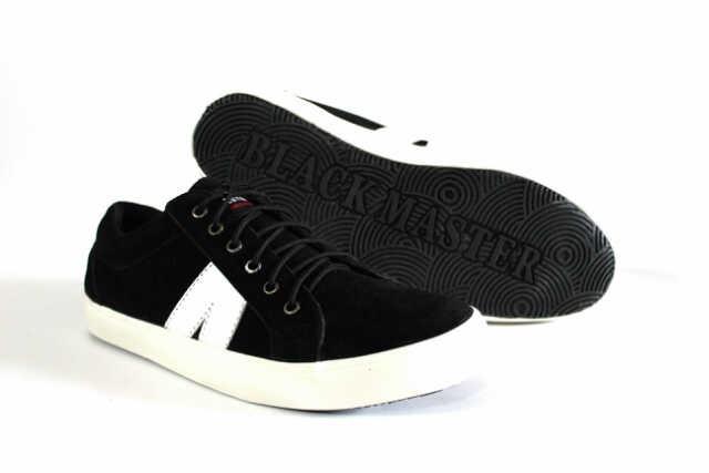 ... harga Sepatu murah black master casual arl low +hitam+ Tokopedia.com 52169d6d72