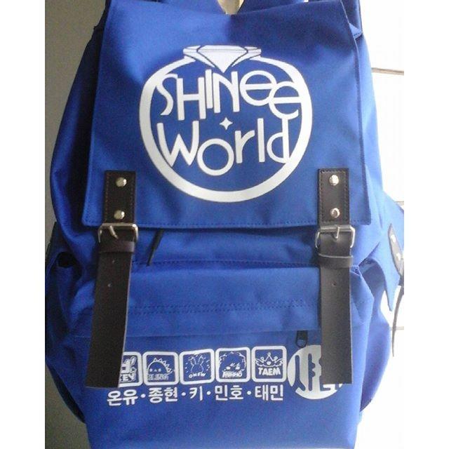 harga Tas backpack multi kpop shinee Tokopedia.com