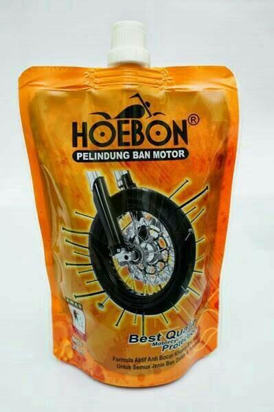 harga Hoebon Pelindung Ban Anti Bocor Paku Motor 250 Ml Cairan Hubon Tokopedia.com