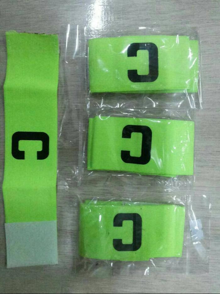 harga Ban kapten armband captain hijau stabilo Tokopedia.com