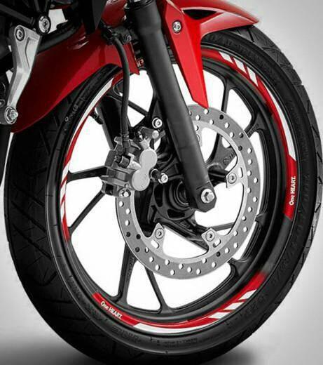 Foto Produk Wheel Rim Sticker Honda New CB150R dari Honda Cengkareng