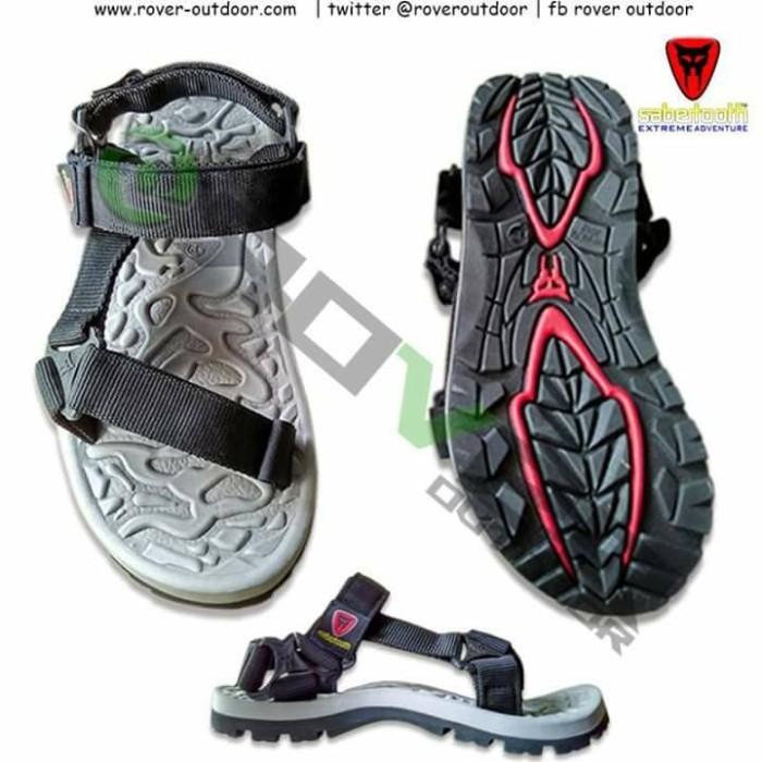 Sandal gunung sabertooth