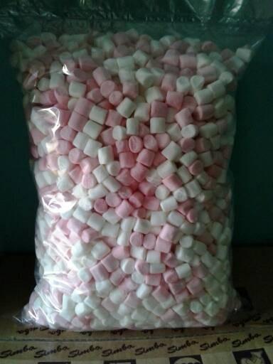 harga Marshmallow mini kiloan Tokopedia.com