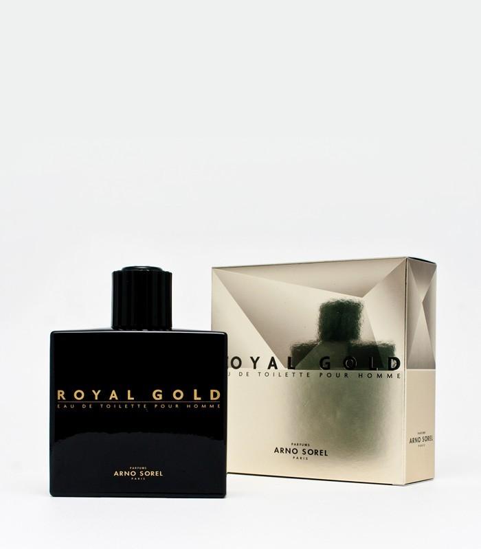 Jual Arno Sorel Royal Gold Original Parfum Pria Kota Surabaya