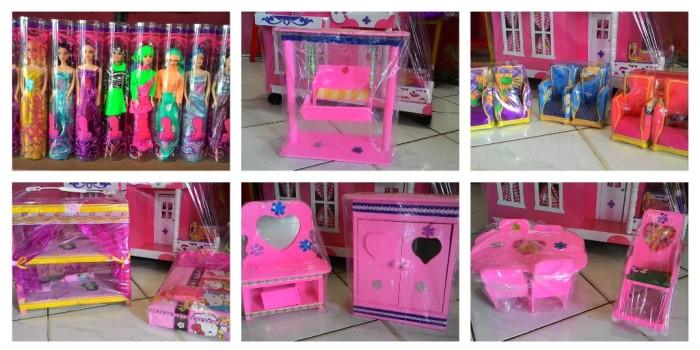 harga Asesoris mainan perabotan rumah barbie Tokopedia.com