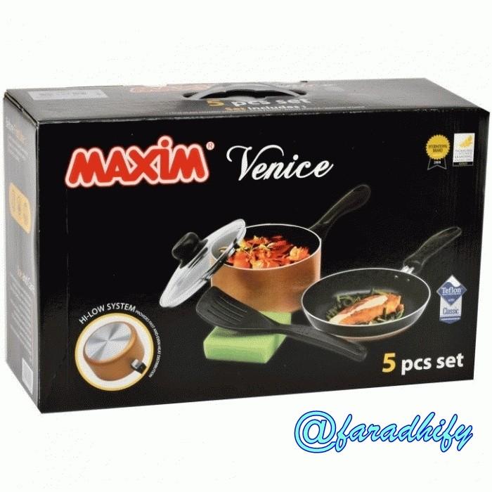 Jual MAXIM VENICE 5 SET