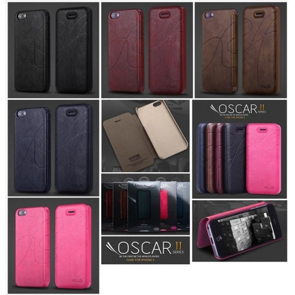 harga Kalaideng oscar ii leather case iphone 5 - 5s flip cover Tokopedia.com