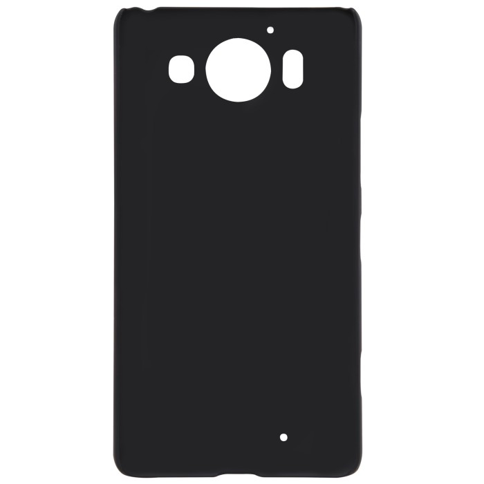 harga Hard case nillkin frosted shield - microsoft lumia 950 (black) Tokopedia.com