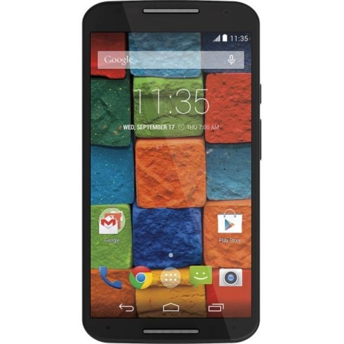 Foto Produk Motorola Moto X - RAM 2GB - 4G LTE - 16GB - Hitam dari Raffalfa Hijab