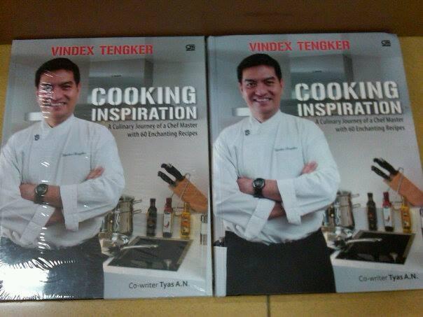 harga Cooking inspiration - vindex tengker Tokopedia.com
