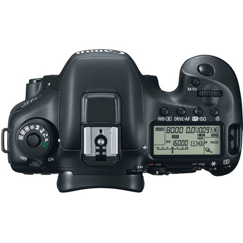 Kamera Digital SLR Canon 7D Mark II Body 2