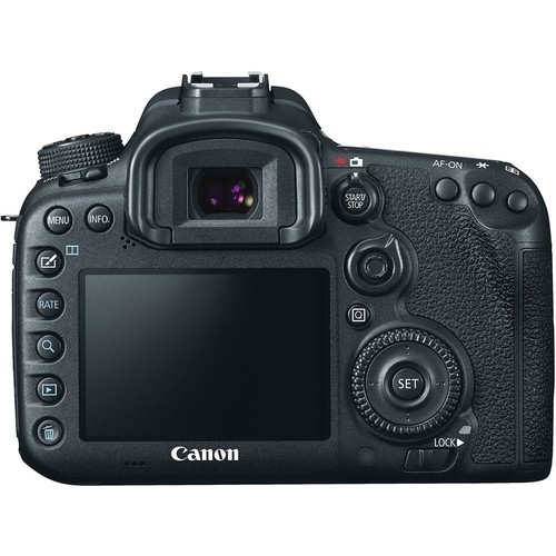 Kamera Digital SLR Canon 7D Mark II Body 1
