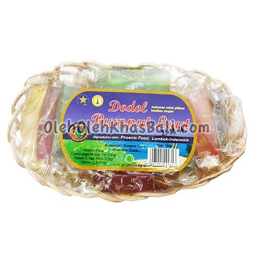 harga Dodol rumput laut by phoenix food Tokopedia.com